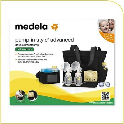 Medela Pump In Style Advanced On The Go Tote NEW