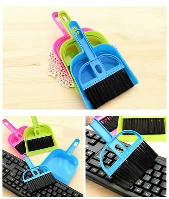 Dustpan Brush Dust Pan and Brush Duster Sweeper Brush Sweeping Tent Kitchen