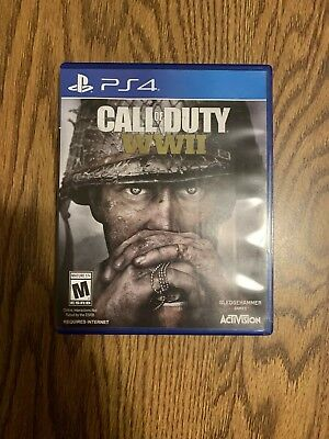 Call of Duty: WWII Call Of Duty World War 2 PS4 Pre-Owned