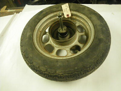 1983 - 1985 Honda Aero 80 NH80 (Elite CH80 CH125) WHEEL TIRE RIM Oem BRAKE DRUM