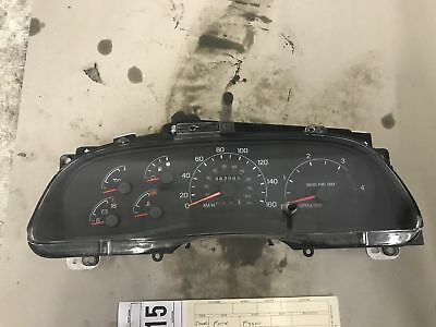 2000 f250 instrument cluster