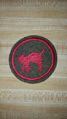 WW1 81st Division Patch