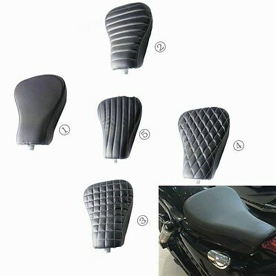 Front Driver Solo Seat Cushion For Harley Sportster XL1200 XL883 72 Forty Eight
