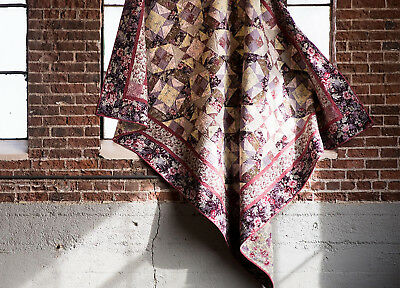 Beaujolais Quilt Kit by Tiffany Hayes featuring Boundless Vintage Estate
