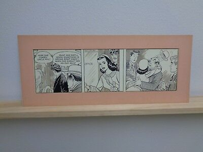 original art,comic strip