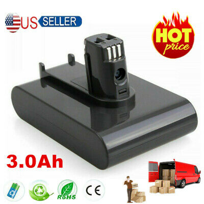 For Dyson DC31 22.2V 3.0Ah Lithium Battery DC34 DC35 DC44 TypeA Vacuum CleanerFP