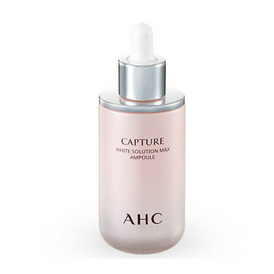 [A.H.C] Capture White Solution Max Ampoule - 50ml / Free Gift