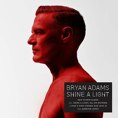 Bryan Adams 'Shine A Light' Cd (2019)