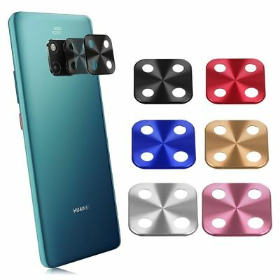 Metal Rear Camera Lens Protective Ring Cover Protector For Huawei Mate 20 Pro