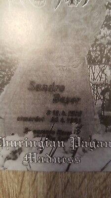 """In Ketten (Ger) """"Thuringian Pagan Madness"""" Demo 1994"""