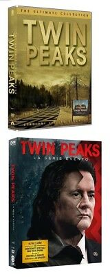 Twin Peaks : The Ultimate Collection + La Serie Evento (20 DVD) - ITA SIGILLATI-