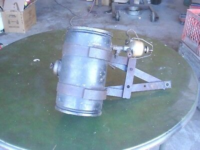 Vintage Go Kart Mini Bike Rat Rod Engine Garden Tractor Steel Fuel Gas Tank