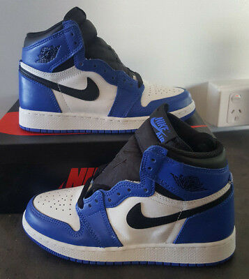 Nike Air Jordan 1 Retro High Og Bg Basketball Boots/shoes