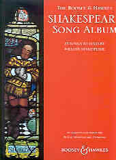 Shakespeare Song Album 23 Songs