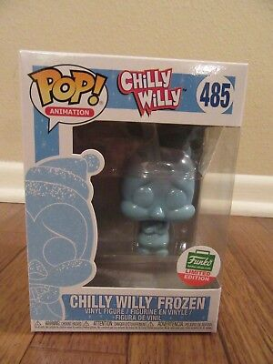Funko Pop! Animation Chilly Willy #485 Chilly Willy Frozen Funko Shop Limited Ed