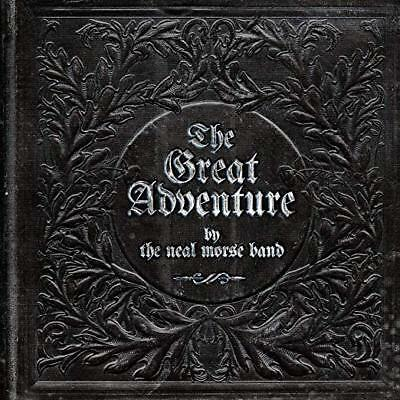 Neal Morse Band Cd - Great Adventure [2 Discs](2019) - New Unopened - Rock