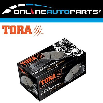 Rear Disc Brake Pad Set suits Toyota Corolla AE80 1.3L 2A-LC 1984~1988