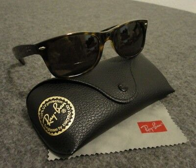 4a2f5563bfb RAY-BAN NEW WAYFARER- Rb2132 902- Frames 52 18- Made In Italy- W ...