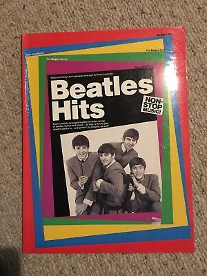 Beatles Hits Keyboard Musicbook