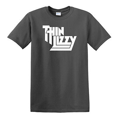 THIN LIZZY Classic Rock Band T-SHIRT