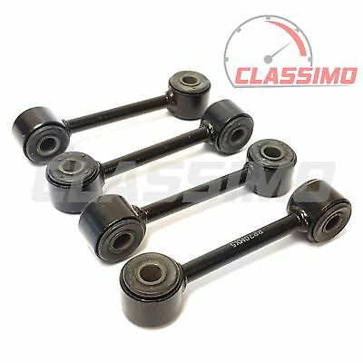 Set of Front & Rear Anti Roll Bar Drop Links for MAZDA MX-5 Mk 1 NA - 1989-1998