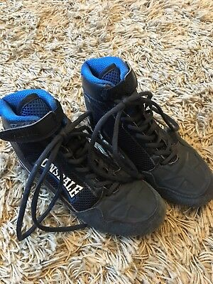 Lonsdale Boxing Boots Size 3
