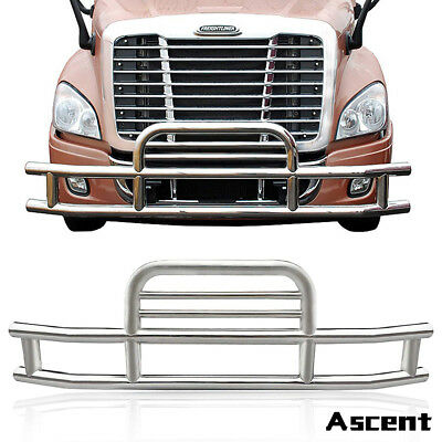 FRONT GRILL BUMPER Deer Guard For 08-17 Freightliner Cascadia 113