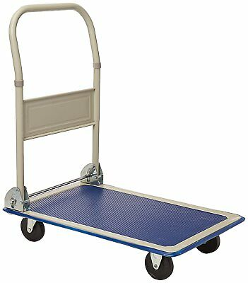 B01GWELR04 Folding Foldable Moving Warehouse Push Hand Truck Platform Cart