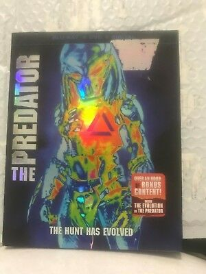 The Predator (Blu-ray/DVD) Combo Pack with Slipcover