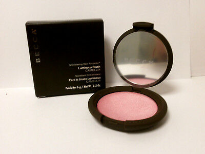 Oferta .... BECCA - Colorete Luminous Blush - Camellia 6 g.