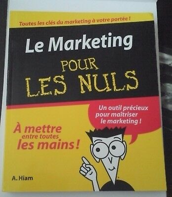 Le marketing pour les nuls A.HIAN