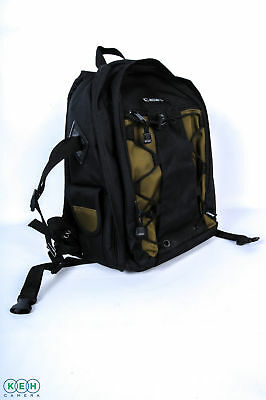 Canon Deluxe 200eg Black Green Photo Backpack Only For Canon Eos