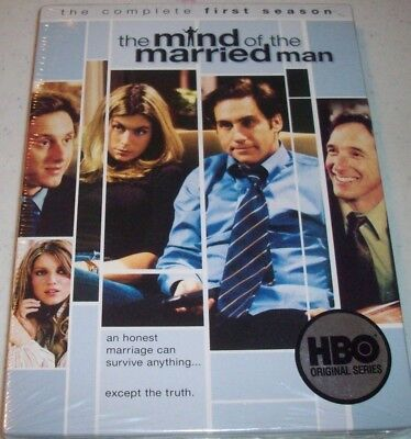 The Mind Of The Married Man Season One Dvd : **new In Shrink Wrap** First Season