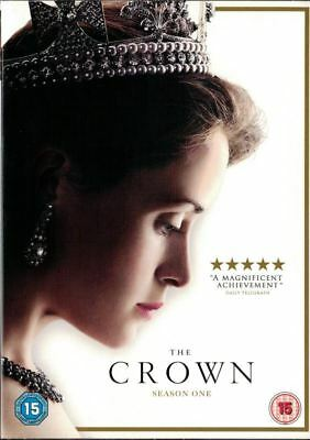 The Crown DVD - Season 1 (New & Sealed in a Slip Case)
