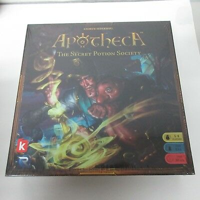Reykholt Board Game Factory Sealed Brand New Renegade