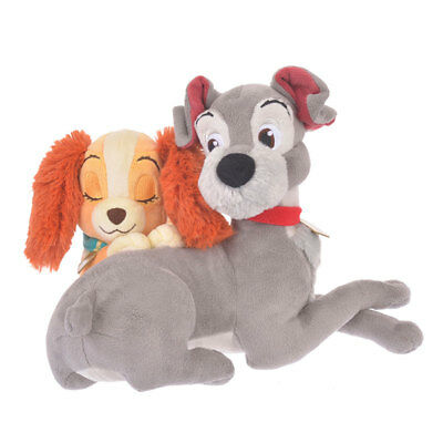 Disney Disney Classics The Lady And The Tramp Core Range 10 Inch Plush Tramp Brand New Soft Toys Stuffed Animals Gamersjo Com