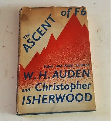 The Ascent of F6-  W.H. Auden& Christopher Isherwood