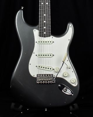 Fender Custom Shop 1965 Strat Journeyman Closet Classic Charcoal Frost Metallic