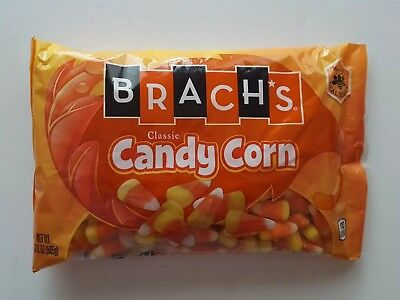 NEW Brach's Classic Candy Corn 17.8 oz Bag FALL 2018 Free Shipping Lot of 2 bags