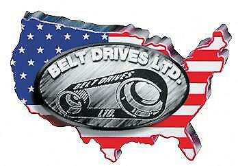 Belt Drives SH-9 3in. Drive Electric Start Replacement Starter Housing
