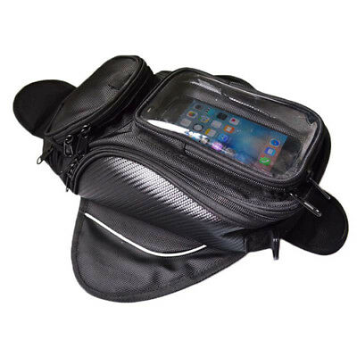 15 Inch Waterproof Motorcycle Riding Bag Tank Bag With Large Touch Screen Film
