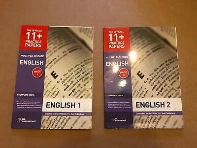 Cgp Sats Ks2 11+ Study Guides Test Papers Books 11 Plus See Photos For Inform 10