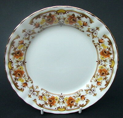 Royal Stafford 1980's Clovelly Pattern Side or Bread Size Plates 16.5cm - in VGC