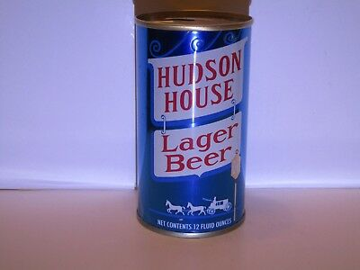 Hudson House Pull Top Beer Can