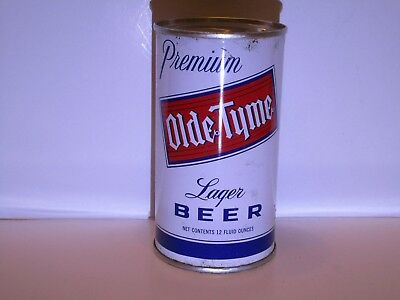 Olde Tyme Flat Top Beer Can