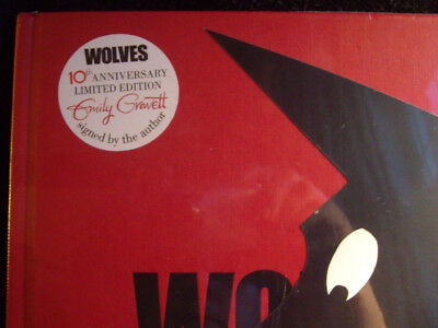 Wolves 10th Anniversary Limited Edition hardback - sealed & signed
