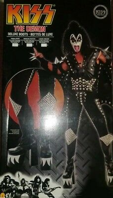 Gene Simmons, Kiss... Deluxe Boots...