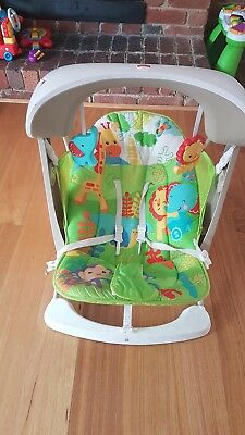 Fisher-Price Take Along Swing And Seat Rainforest Friends