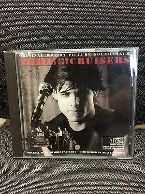 Eddie And The Cruisers (Original Soundtrack) CD (Scotti Brothers)