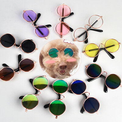 Dress Up Sunglasses Dog Cat Glasses       Photos Props Pet Eye Protection